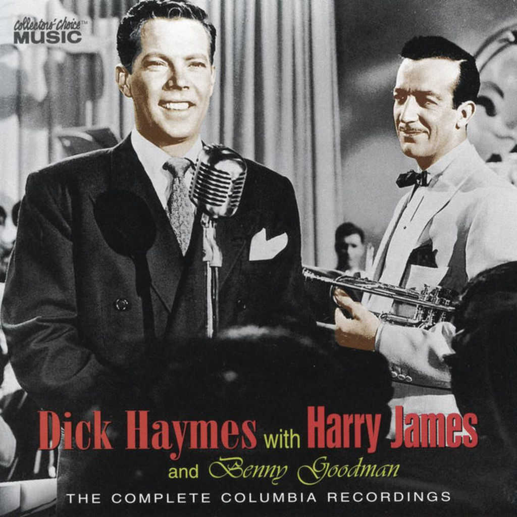 Harry James & His Orchestra;;Dick Haymes & Band, Vocal