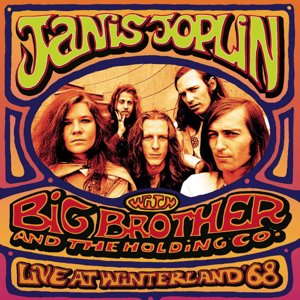 Big Brother & The Holding Company;Janis Joplin