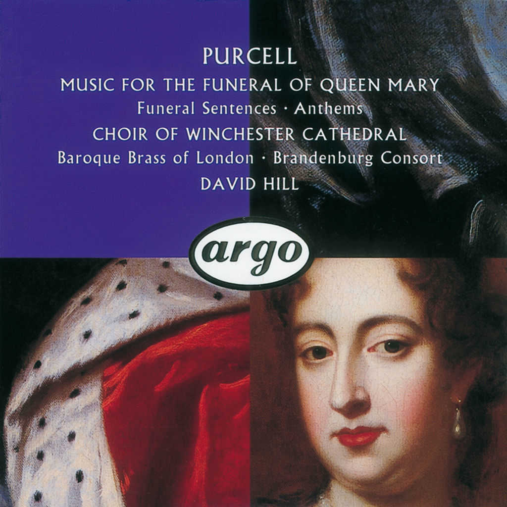 Choir Of Winchester Cathedral, The Brandenburg Consort, Baroque Brass Of London & David Hill