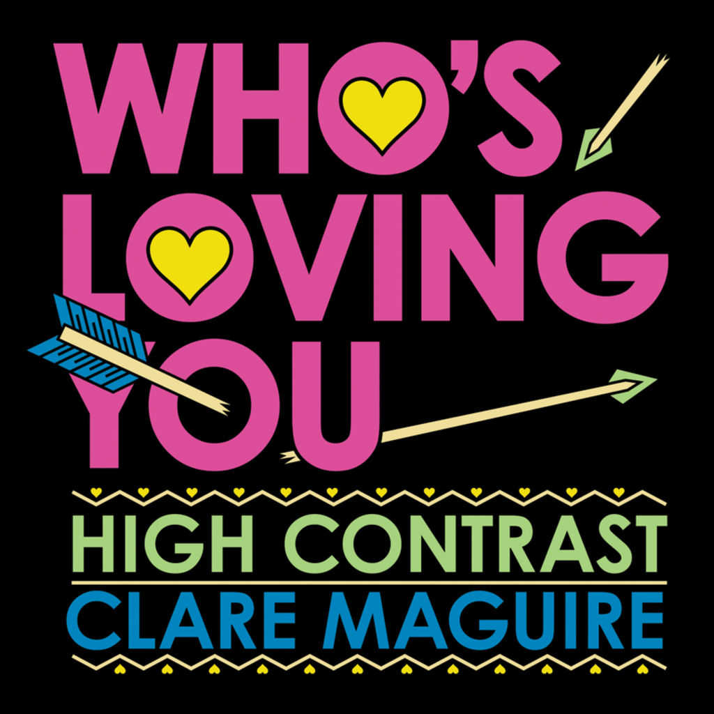 High Contrast & Clare Maguire