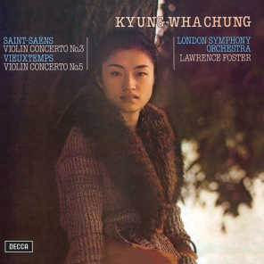 London Symphony Orchestra, Kyung Wha Chung & Lawrence Foster