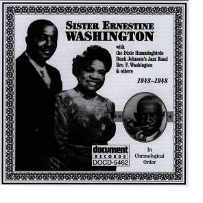 Sister Ernestine Washington with The Southern Sons