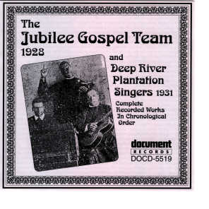 The Jubilee Gospel Team