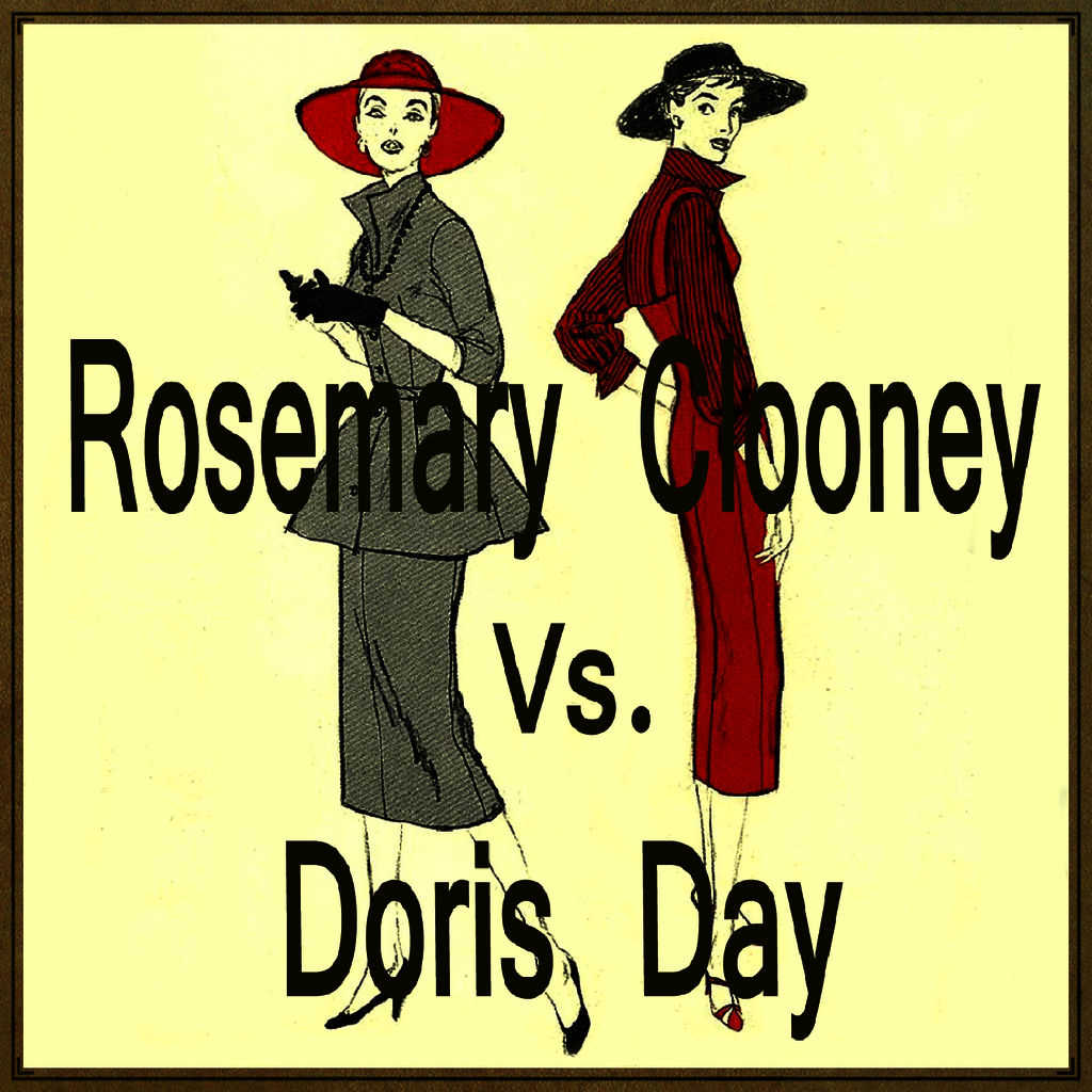 Rosemary Clooney & Doris Day