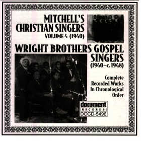 Mitchell's Christian Singers & The Wright Brothers Gospel Singers