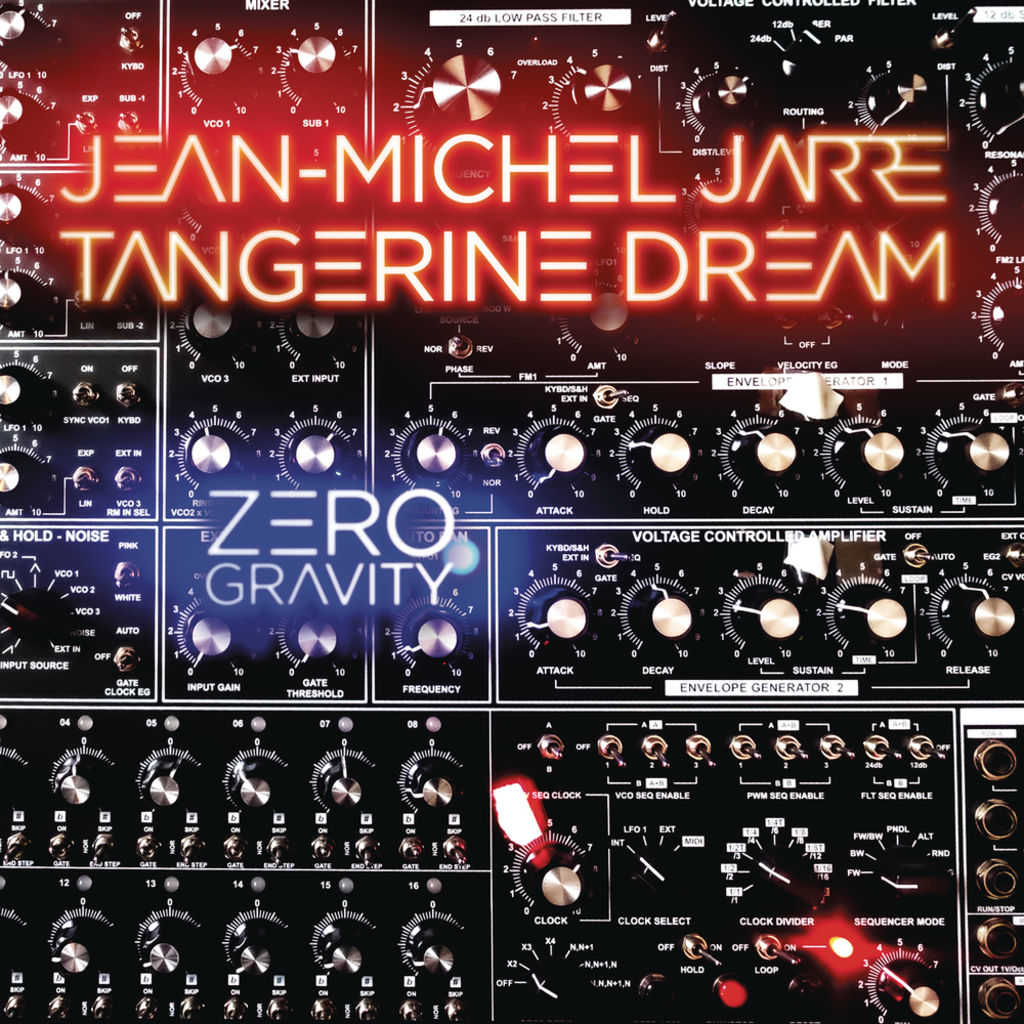 Jean-Michel Jarre & Tangerine Dream