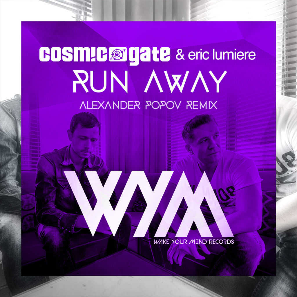Cosmic Gate with Eric Lumiere
