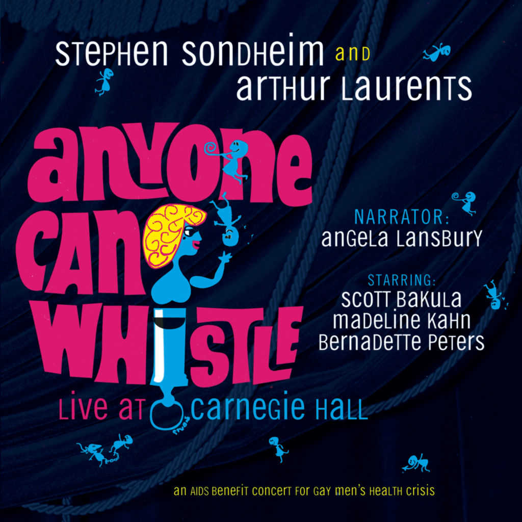 Carnegie Hall Concert Cast of Anyone Can Whistle (1995)