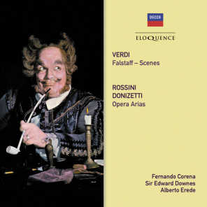 Fernando Corena, Sir Edward Downes, Alberto Erede, L'Orchestre de la Suisse Romande & The New Symphony Orchestra Of London