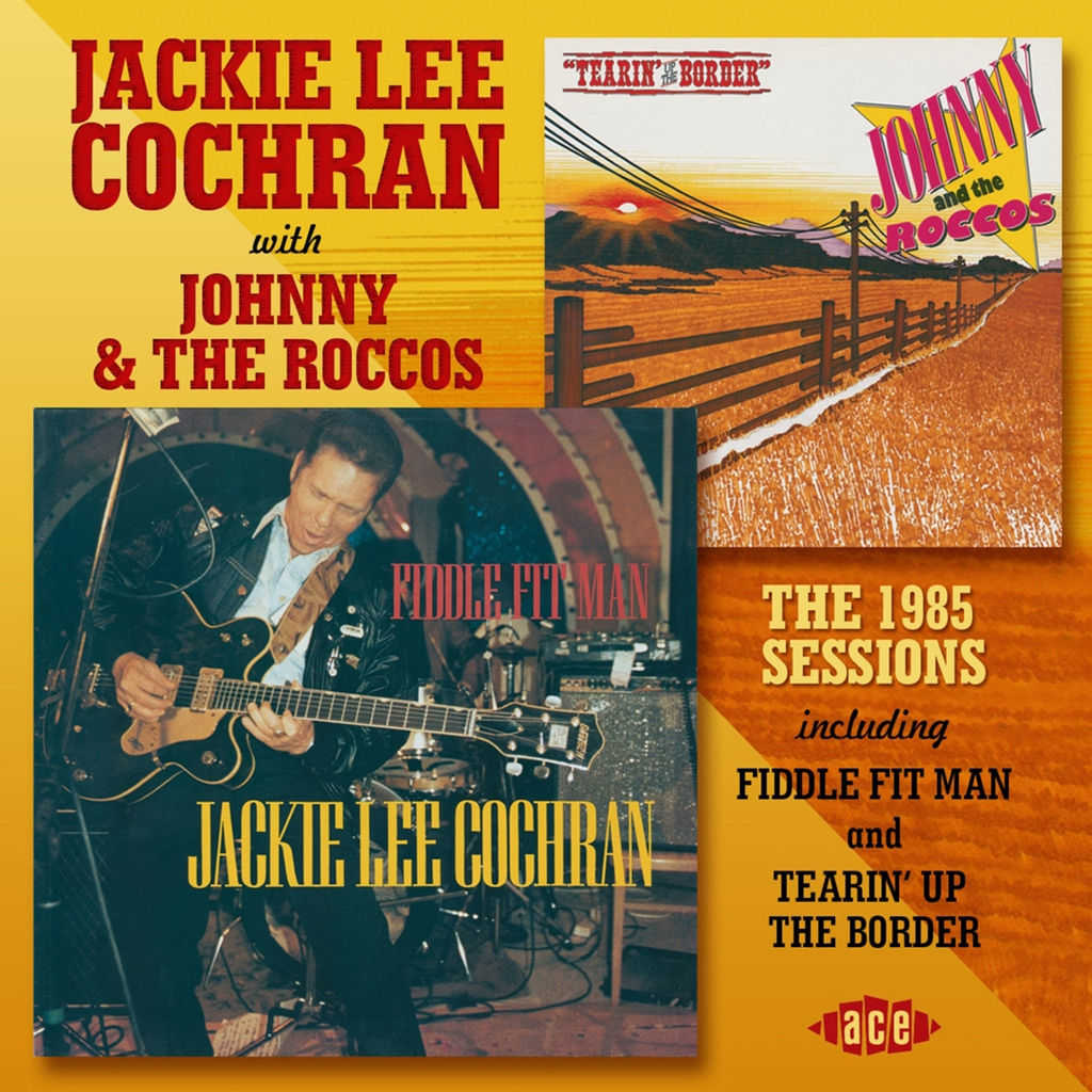 Jackie Lee Cochran with Johnny and the Roccos
