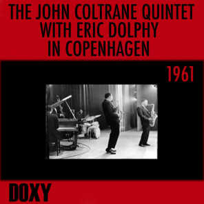 The John Coltrane Quintet, Eric Dolphy