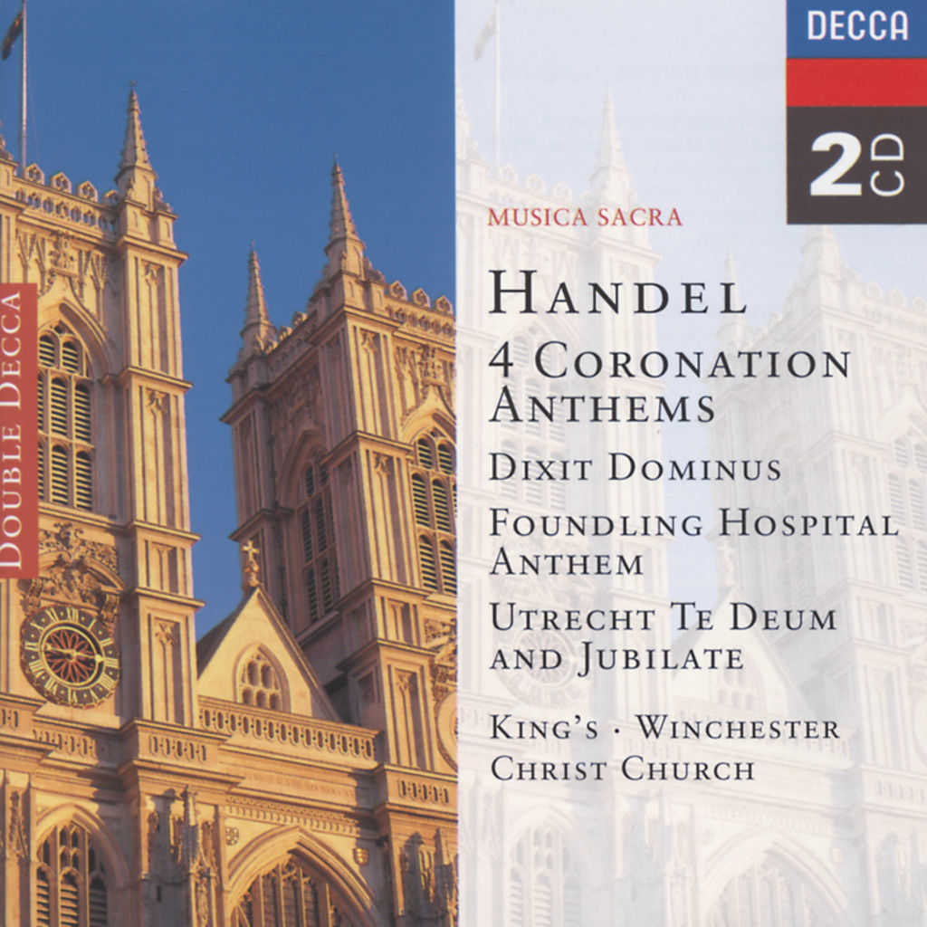 Isobel Buchanan, Michael Chance, William Kendall, The Choir of King's College, Cambridge, English Chamber Orchestra & Stephen Cleobury