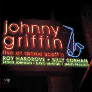 Johnny Griffin with Roy Hargrove, Billy Cobham & David Newton