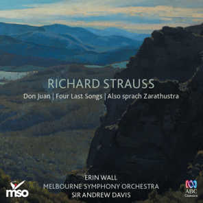 Melbourne Symphony Orchestra, Sir Andrew Davis & Erin Wall