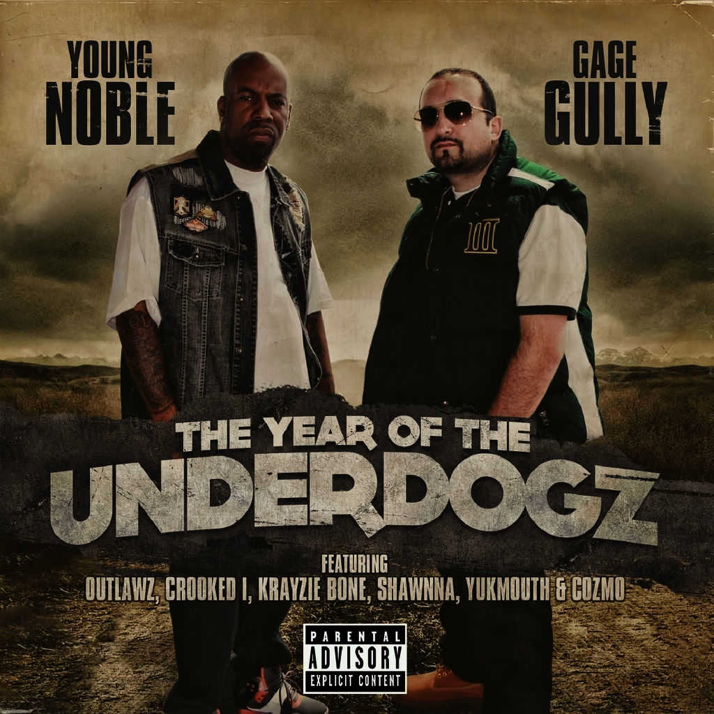 Young Noble & Gage Gully