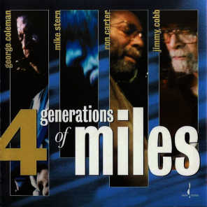 George Coleman, Jimmy Cobb, Ron Carter & Mike Stern