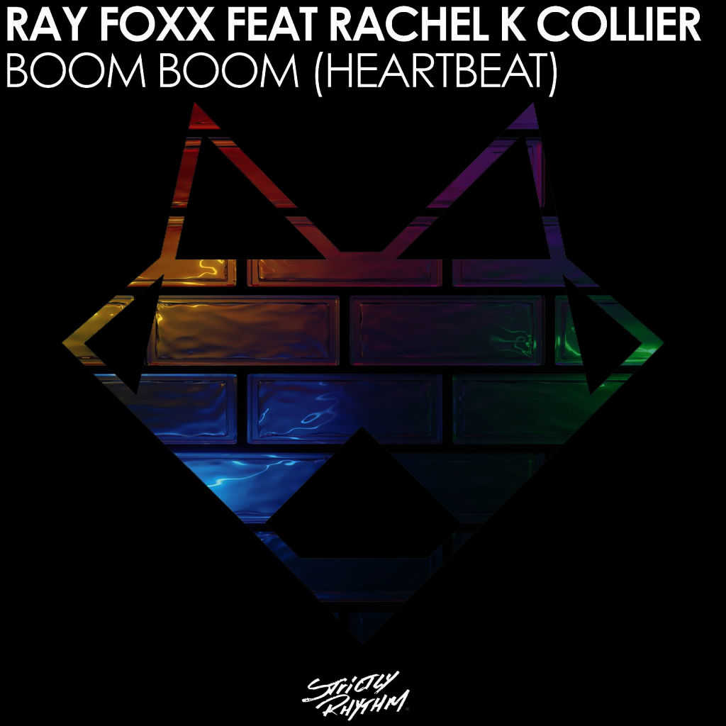 Ray Foxx feat. Rachel K Collier