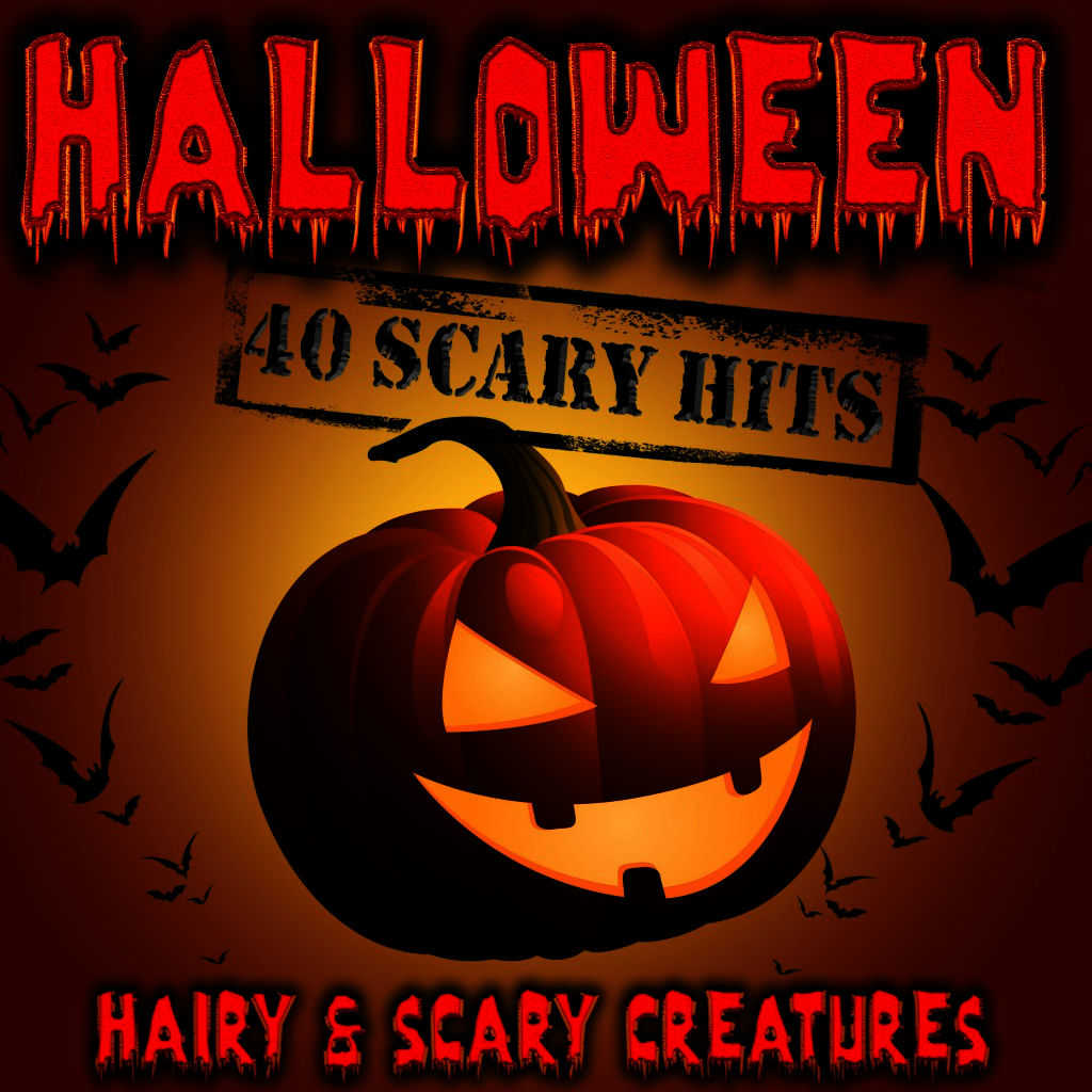 Hairy & Scary Creatures
