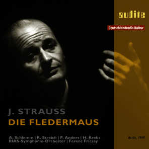 Anny Schlemm, Rita Streich, Peter Anders, Helmut Krebs, RIAS-Symphonie-Orchester, RIAS Kammerchor & Ferenc Fricsay