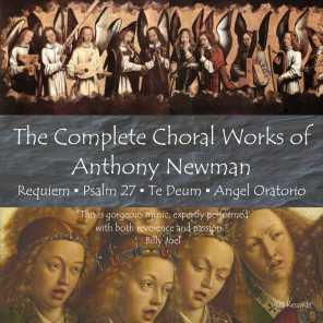 Anthony Newman & Orchestra and Chorus of BachWorks