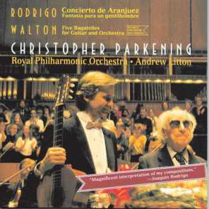 Christopher Parkening/Royal Philharmonic Orchestra/Andrew Litton