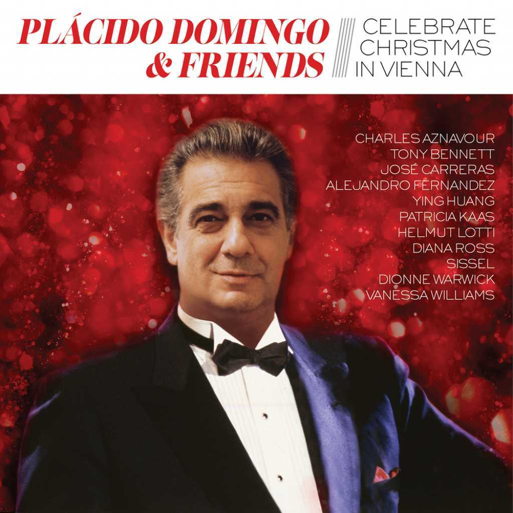 Plácido Domingo;Tony Bennett;Vanessa Williams