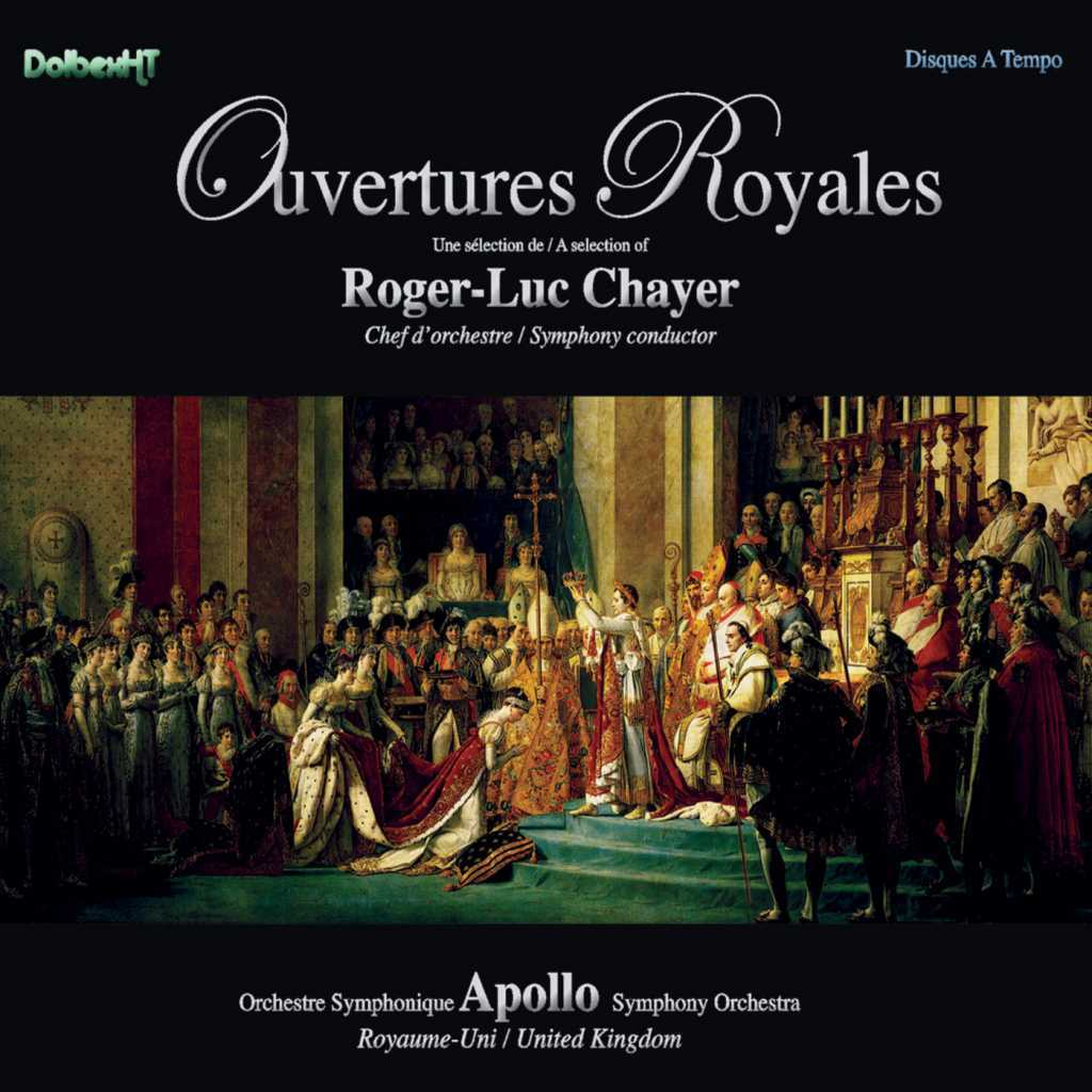 Apollo Symphony Orchestra & Roger-Luc Chayer