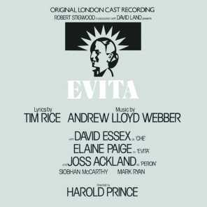 Original London Cast Of Evita & Andrew Lloyd Webber