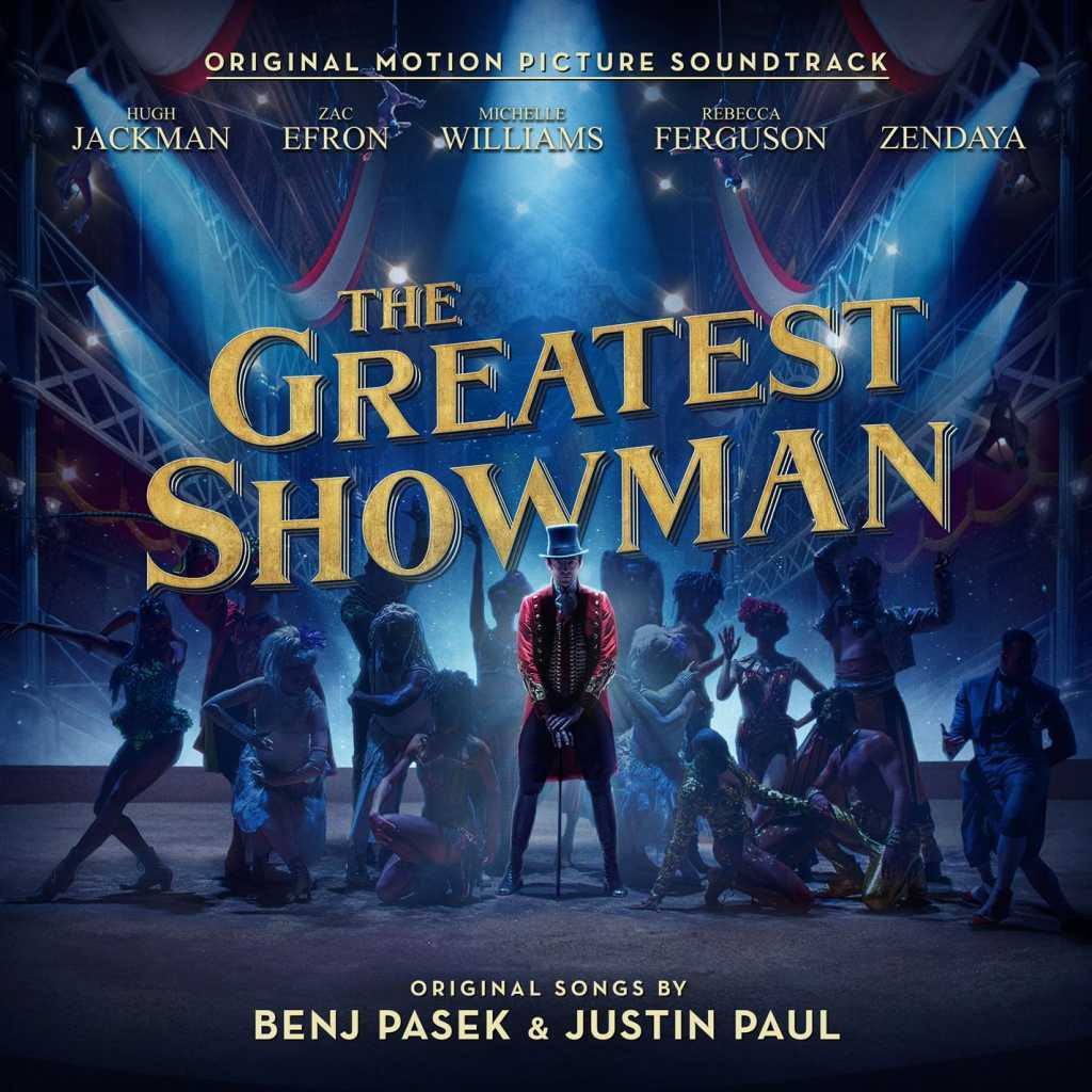 Hugh Jackman, Keala Settle, Zac Efron, Zendaya & The Greatest Showman Ensemble