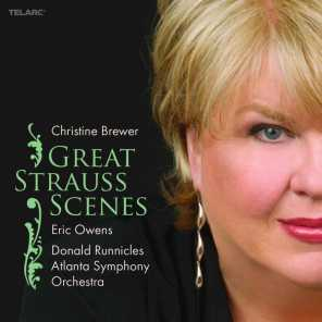 Christine Brewer, Donald Runnicles, Atlanta Symphony Orchestra