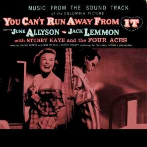June Allyson, The Four Aces and Columbia Symphony Orchestra