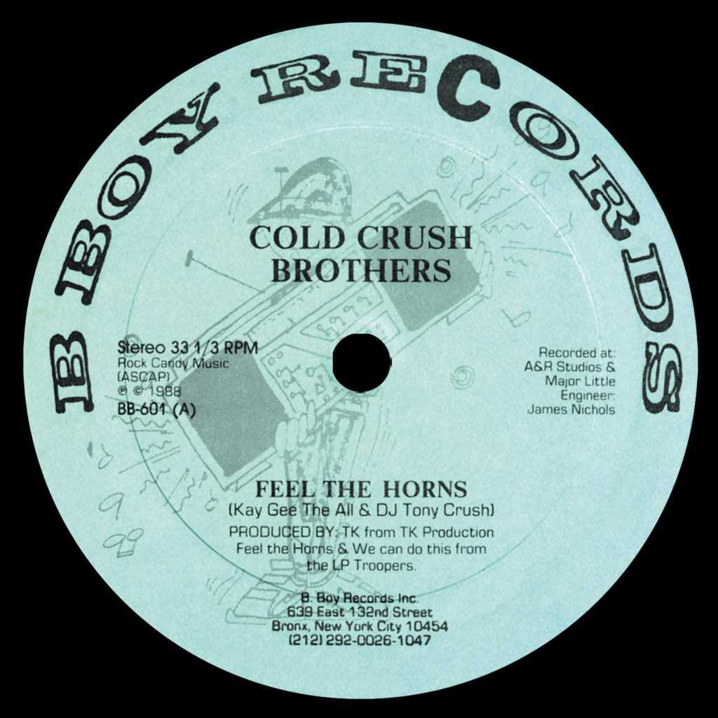 Cold Crush Brothers