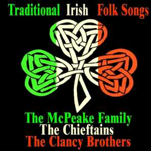The McPeake Family, The Chieftains and The Clancy Brothers