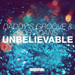 Daddy's Groove & Rob Adans