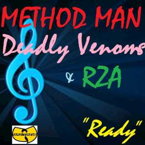 Method Man, Deadly Venoms & RZA