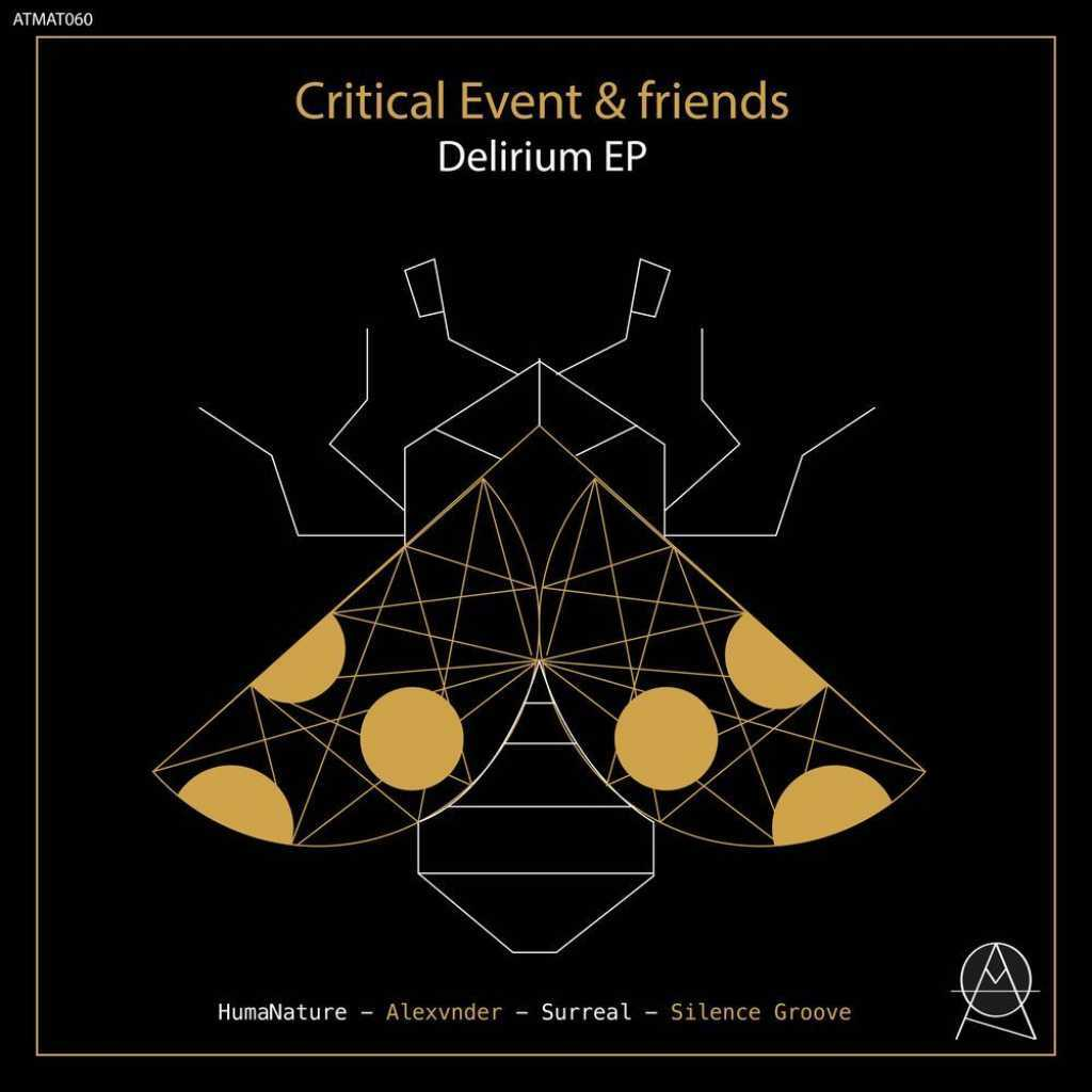 Critical Event, Surreal, HumaNature, Alexvnder and Silence Groove