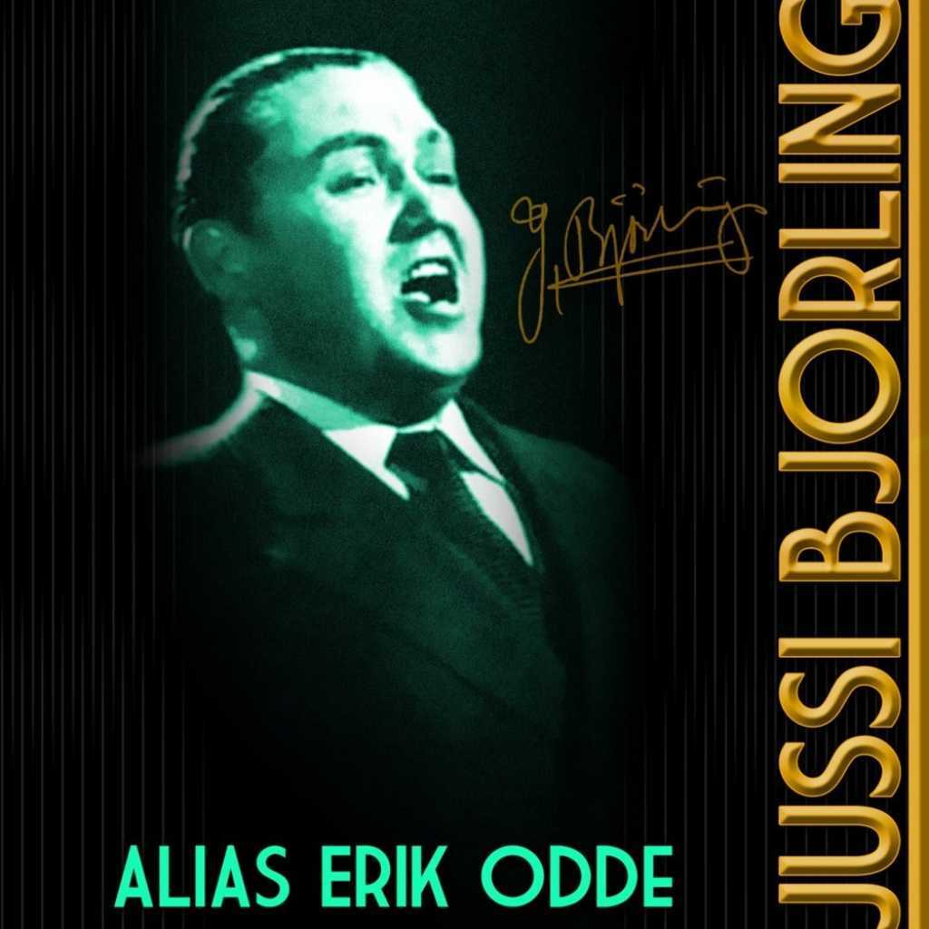 Jussi Björling, The Royal Phlharmonic Orchestra and Fred Winters