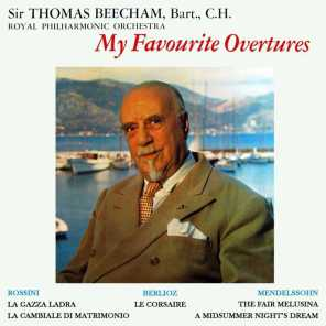 Sir Thomas Beecham, Robert Rounseville, The Royal Philharmonic Orchestra, Ann Ayars, Bruce Dargavel, Owen Brannigan, The Sadler's Wells Chorus and Grahame Clifford