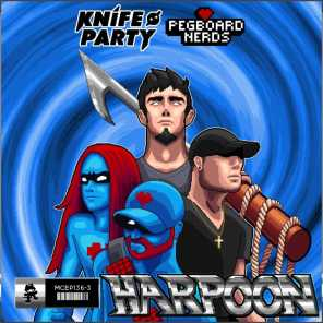 Knife Party and Pegboard Nerds