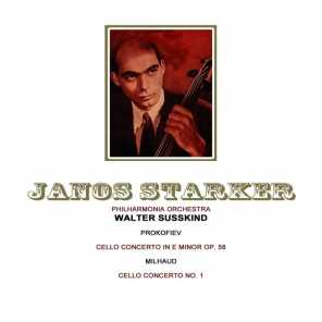 Walter Susskind, Janos Starker and The Philharmonia Orchestra
