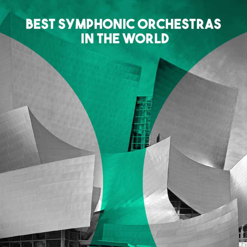 The Vienna Philharmonic Orchestra, The London Symphony Orchestra and The Cleveland Orchestra
