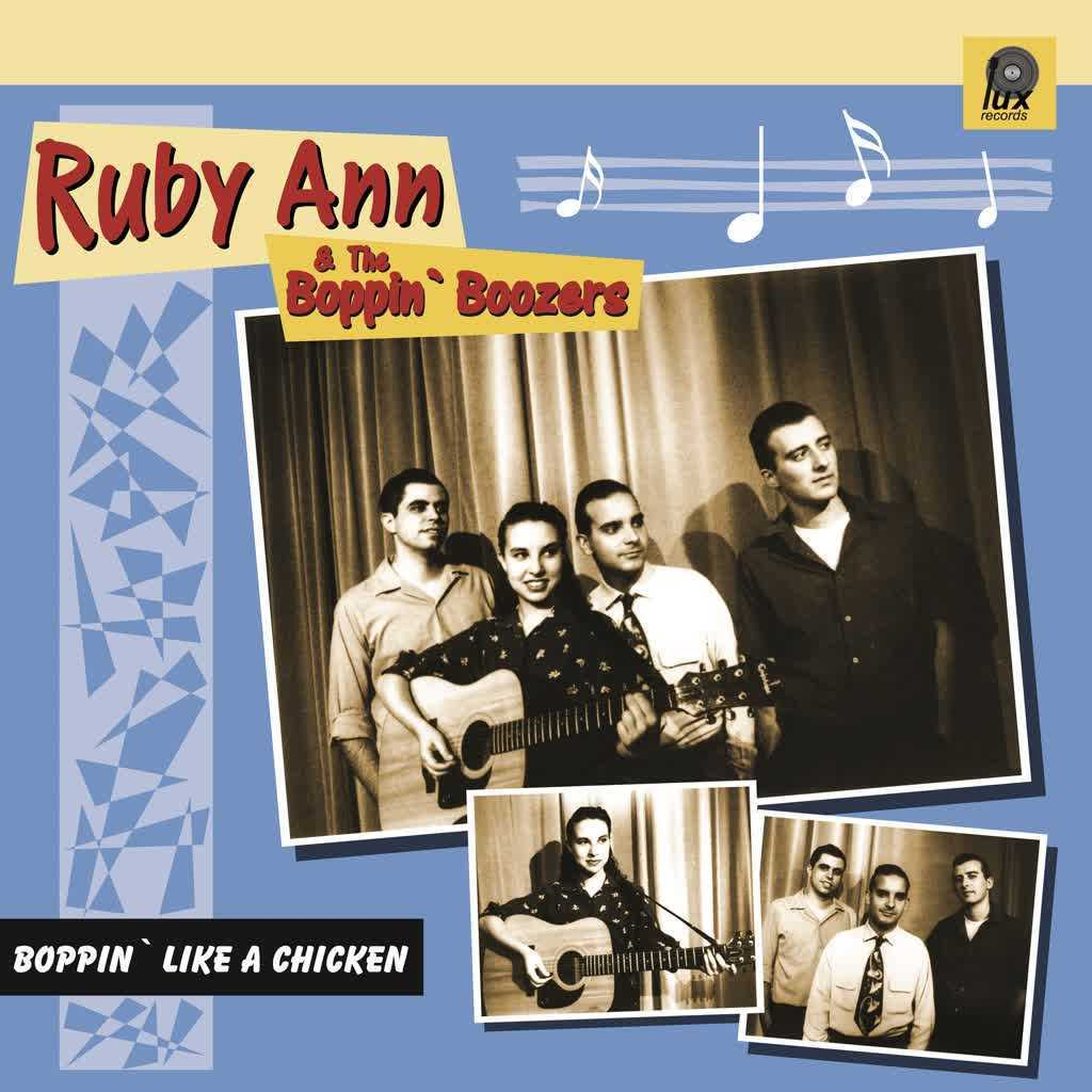 Ruby Ann & The Boppin' Boozers