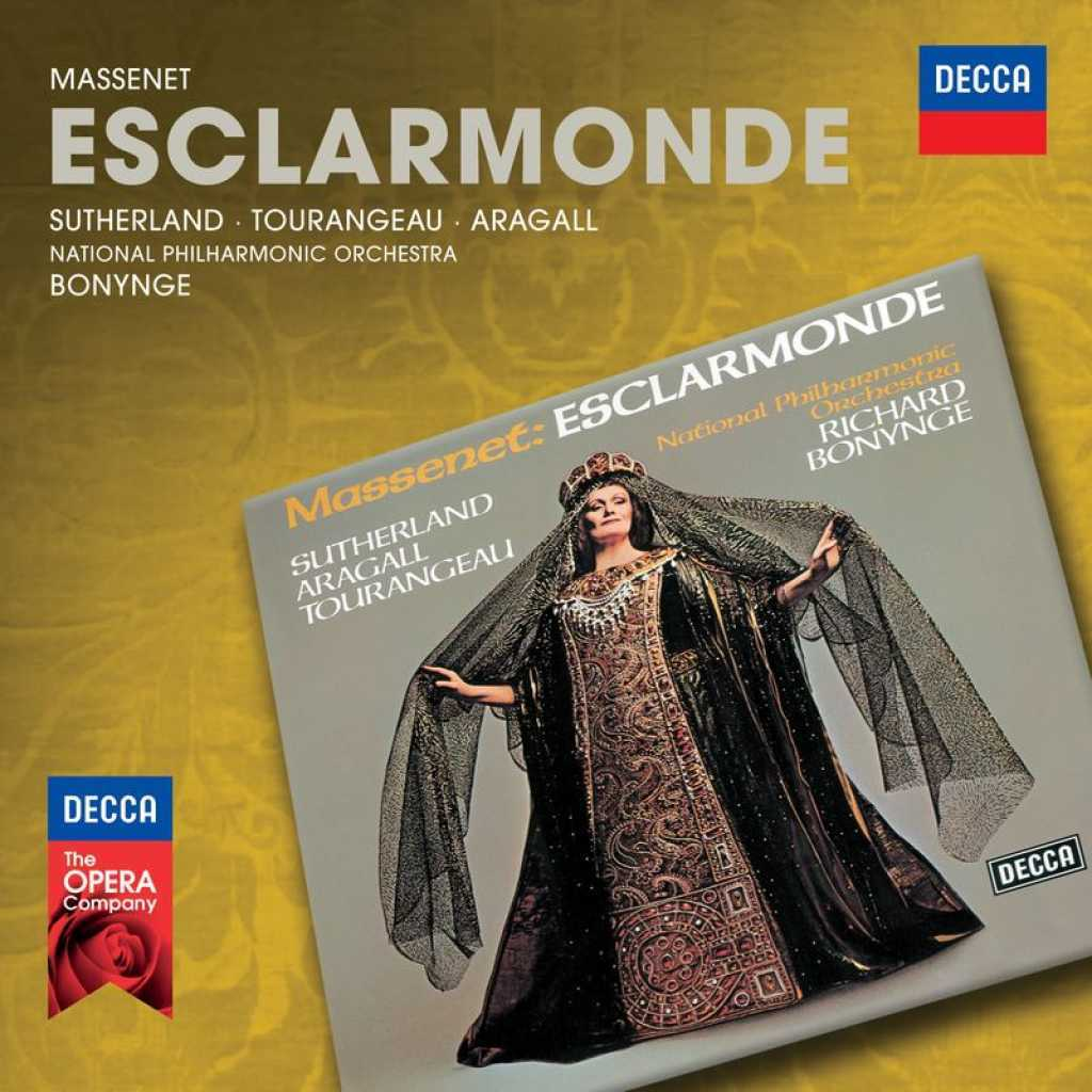 Clifford Grant, Huguette Tourangeau, Ryland Davies, Dame Joan Sutherland, Giacomo Aragall, The John Alldis Choir, The National Philharmonic Orchestra & Richard Bonynge