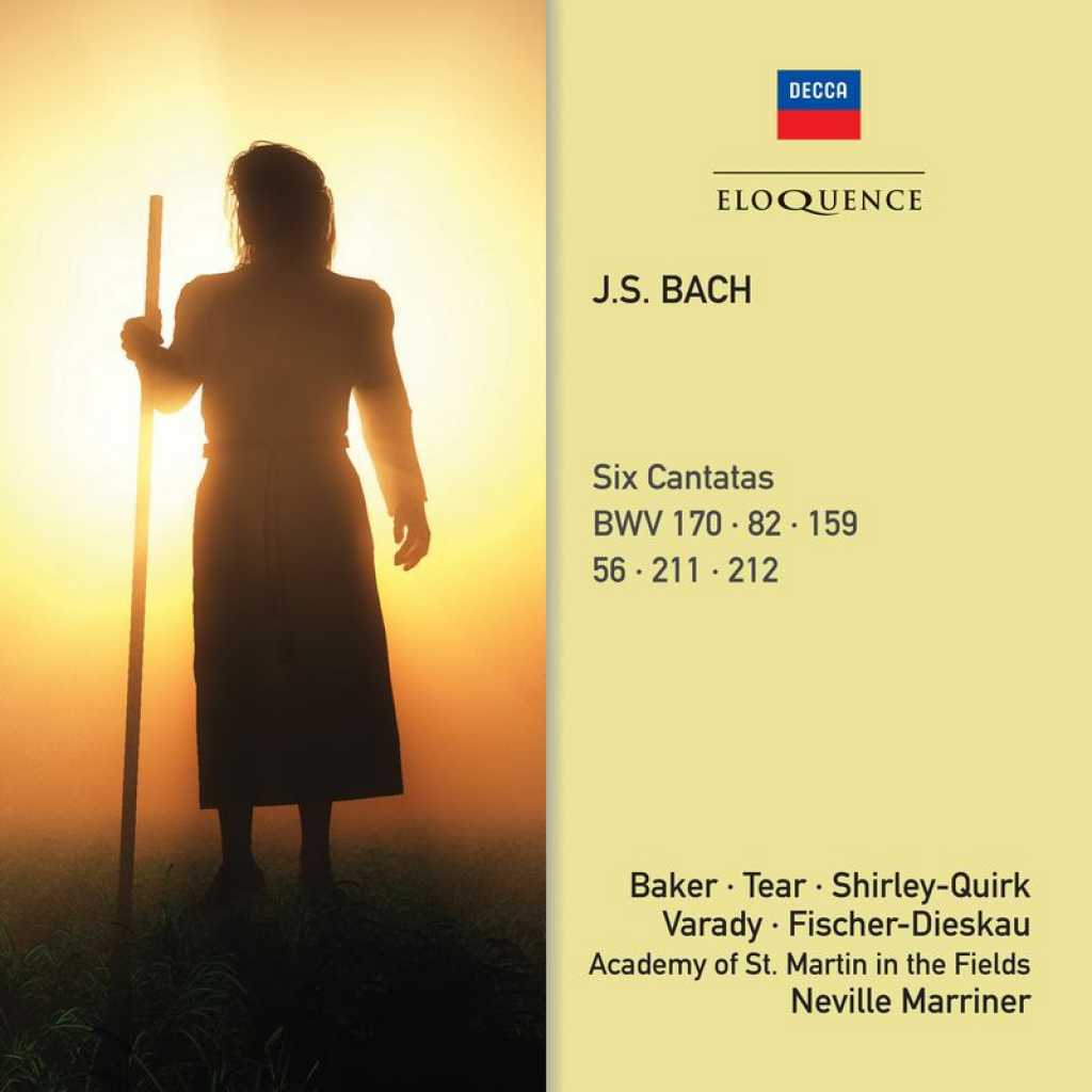 Dame Janet Baker, The St. Anthony Singers, Sir Philip Ledger, Academy of St. Martin in the Fields & Sir Neville Marriner