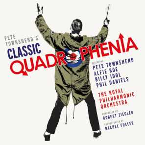 Pete Townshend, Alfie Boe, Billy Idol, Phil Daniels, Royal Philharmonic Orchestra & Robert Ziegler