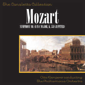 Philharmonic Orchestra, Otto Klemperer and Wolfgang Amadeus Mozart
