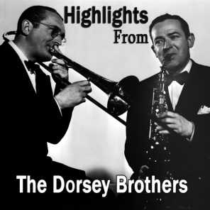 The Dorsey Brothers, Jimmy Dorsey & His Orchestra, The Dorsey Brothers Orchestra, GB-67V-13-36203