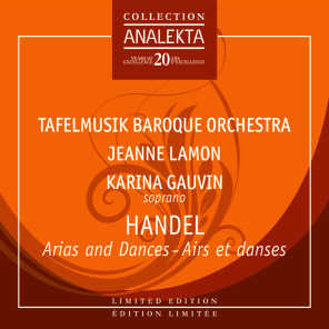 Handel: Arias and dances, Extraits de Agrippina et Alcina