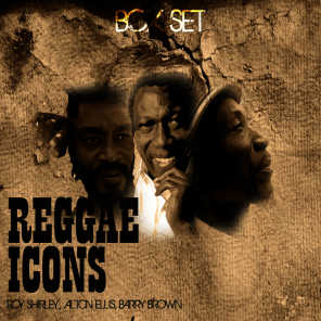 Reggae Icons Box Set