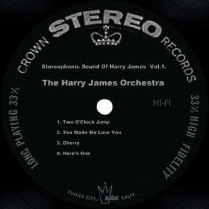 Stereophonic Sound Of Harry James  Vol.1.